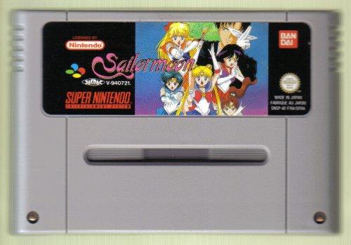 Sailormoon (PAL), sehr selten für Super NES