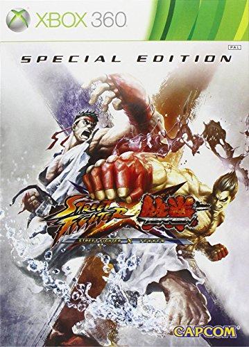 Street Fighter X Tekken – Special Edition, kostbares Spiel für XBox 360