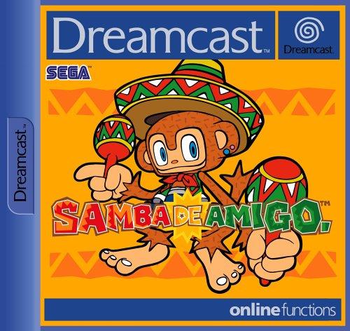 Samba De Amigo, für alle Sammler in der Liste