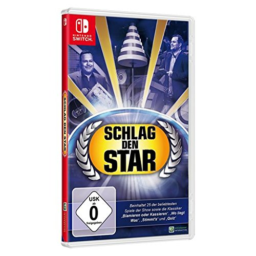Schlag den Star [Nintendo Switch]