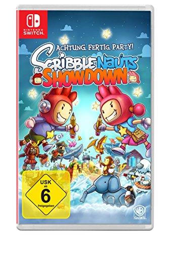 Scribblenauts - Showdown - [Nintendo Switch]