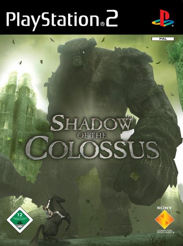 Shadow of the Colossus (PAL), wertvolles PS2-Spiel