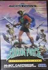 Shining Force 1, alle seltenen Mega Drive Spiele