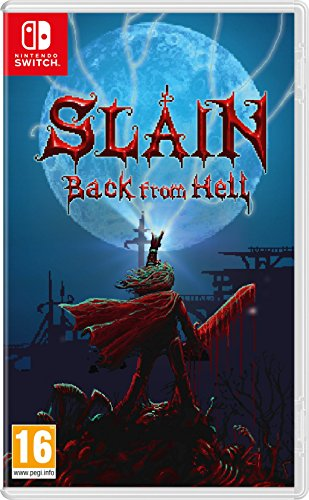 Slain: Back from Hell ( Pegi Version ), Nintendo Switch