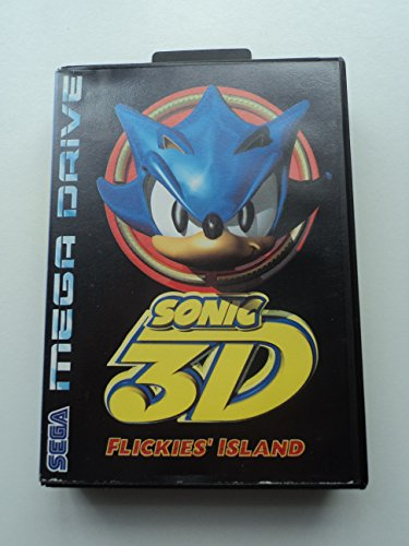 Sonic 3D - Flickies' Island, limitierte Auflage Mega Drive