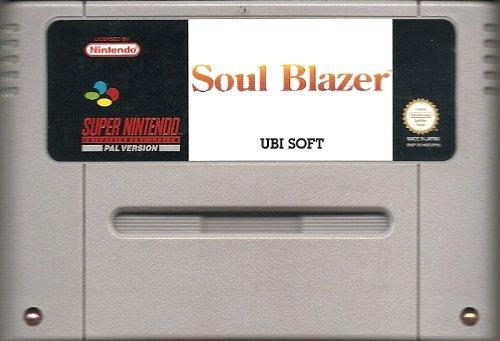 Soul Blazer, seltenenes SNES-Spiel