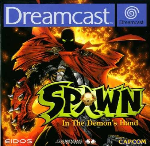 Spawn - In the Demon's Hand, Schatzjägerspiel für die Dreamcast
