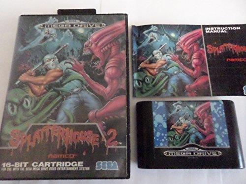 Splatterhouse 2, Exot für Mega Drive