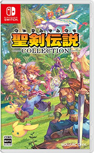 Seiken Densetsu Collection (Secret Of Mana Series- jap.)