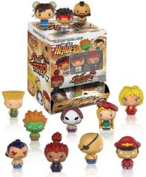 Street Fighter Pint Size Heroes Vinyl Figur (1 Random) - Box
