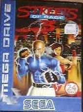 Street Of Rage 3, seltenes PAL-Spiel