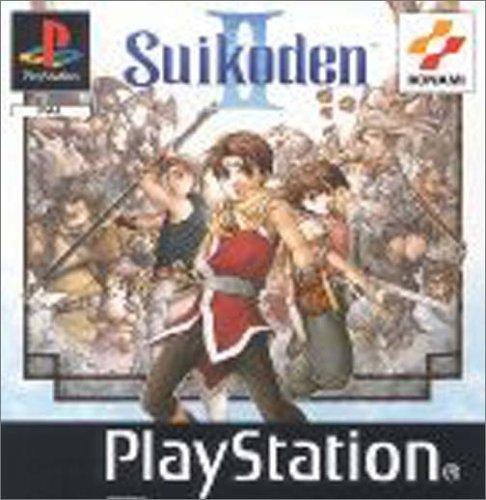 Suikoden 2 (PAL) für Playstation 1, sehr selten