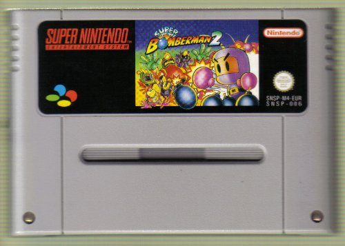 Super Bomberman 2, seltenes Spiel SNES