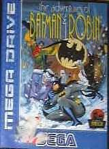 The Adventures of Batman and Robin, wertvolles Mega Drive Spiel in einer Liste