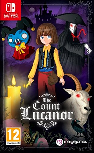 The Count Lucanor Nintendo Switch (Pegi Version)