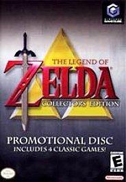 The Legend of Zelda – Sammleredition / Collectors Edition, sehr seltenes Gamecube-Spiel