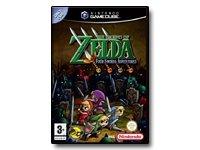 The Legend of Zelda – Four Swords Adventures, sehr seltenes Nintendo Gamecube Spiel