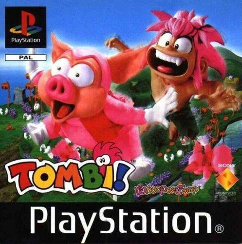 Tombi! (PAL), extrem wertvoll PS 1- Spiel