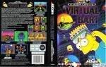 Sammlerspiel - Virtual Bart für den Mega Drive