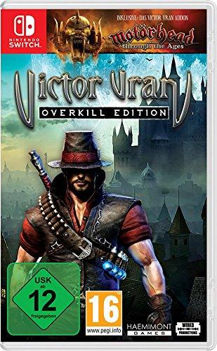 Victor Vran - Overkill Edition Standard [Nintendo Switch]