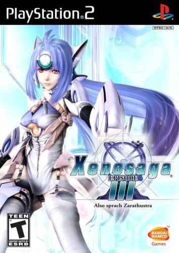 Xenosaga Episode III – Also sprach Zarathustra - PS2-Spiel selten
