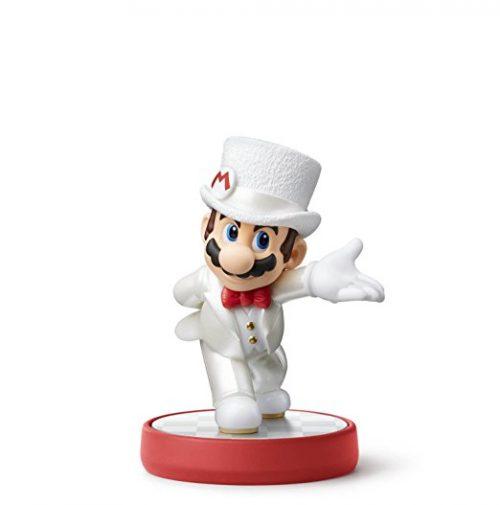 Mario Amiibo- Super Mario Odyssey