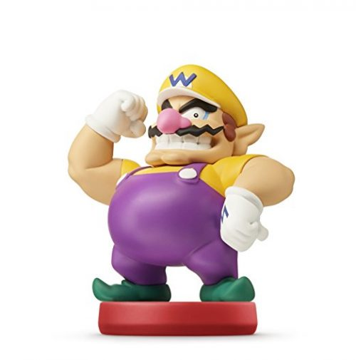 Nintendo amiibo Wario- Super Mario Collection