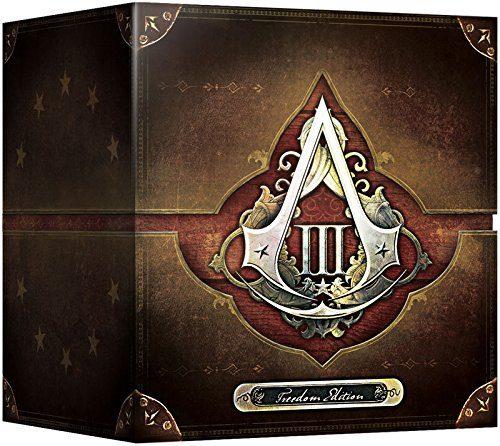 Assassin's Creed 3 - Freedom Edition, extrem seltene Sammlerbox XBox 360