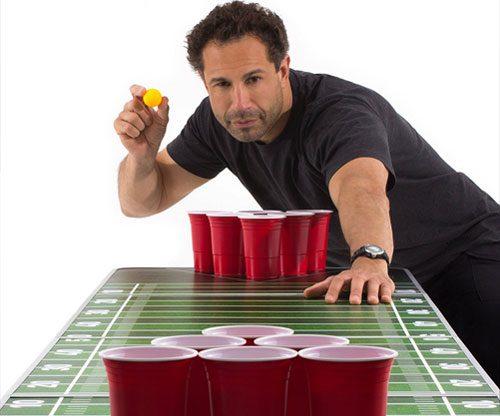 Beer Pong Tisch - stabil und für Party