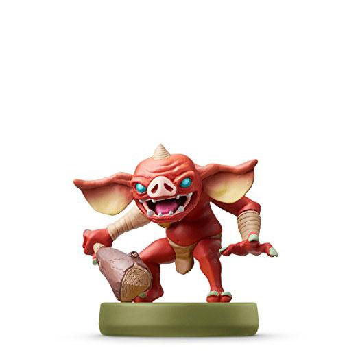 Bokoblin Zelda amiibo Figur