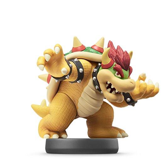 Nintendo Bowser Super Smash Bros. amiibo