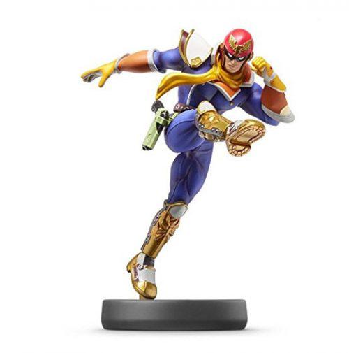Nintendo Captain Falcon amiibo