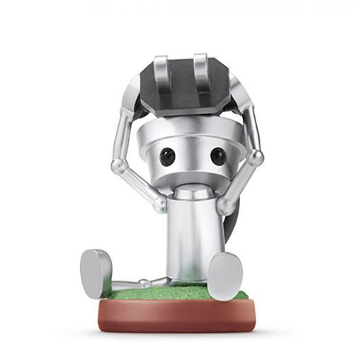 Chibi Robo Collection figur amiibo Zip lash