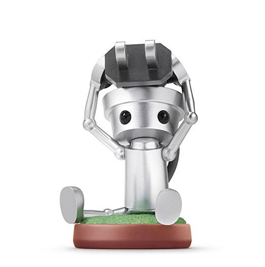 Chibi Robo Collection figur amiibo Zip lash