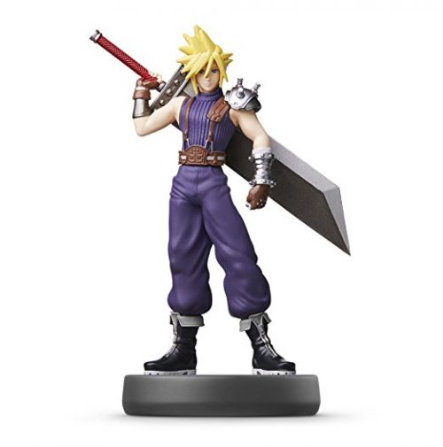 Cloud - Nintendo amiibo, Spieler 1 - Final Fantasy