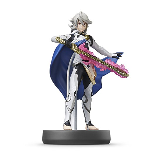 Corrin amiibo - Super Smash Bros Figur