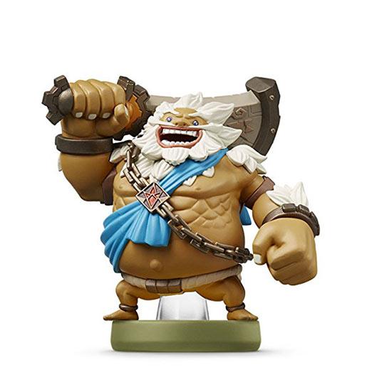 Daruk Zelda amiibo
