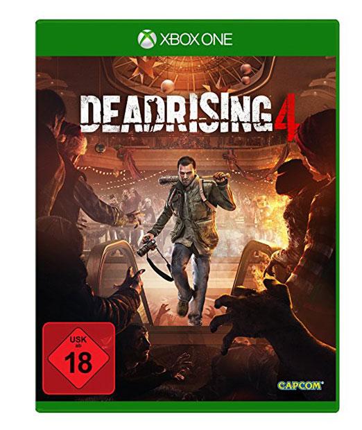 Dead Rising 4 für die XBox One, Capcom Vancouver, Kanada