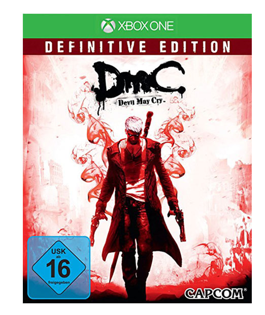DmC - Devil May Cry - Definitive Edition für die XBox One, Ninja Theory, England, QLOC, Polen