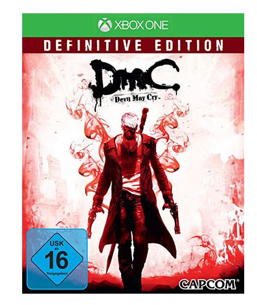 DmC - Devil May Cry - Definitive Edition für die XBox One, Ninja Theory, England, QLOC, Polen