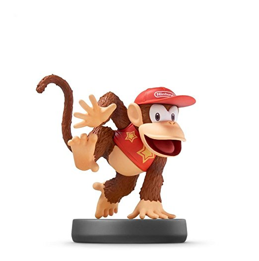 Diddy Kong - amiibo Smash Bros