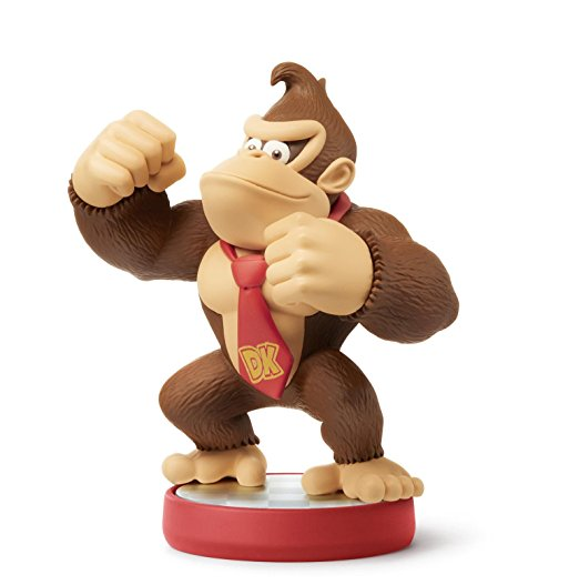 Donkey Kong - Super Mario Collection amiibo