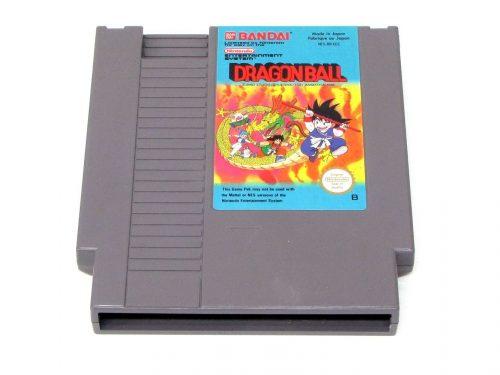 Dragonball, Rarität für den NES