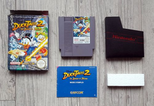 Disney's Duck Tales 2 - NES, sehr selten