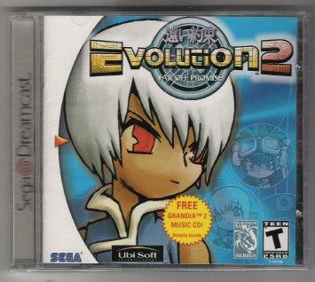 Evolution 2, selten für die Dreamcast