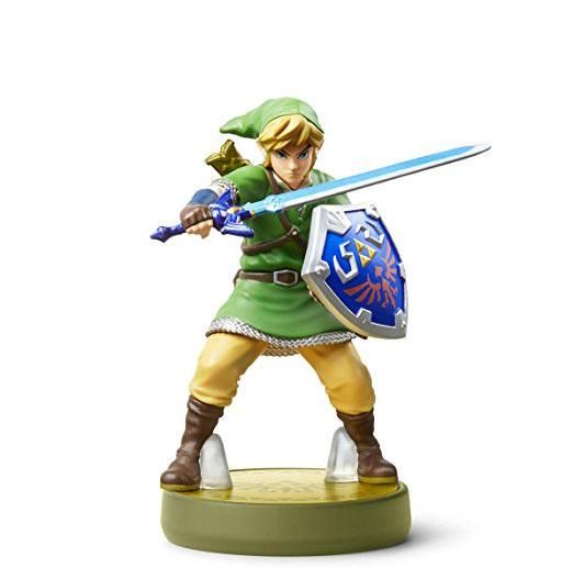 Link Skyward Sword Zelda amiibo