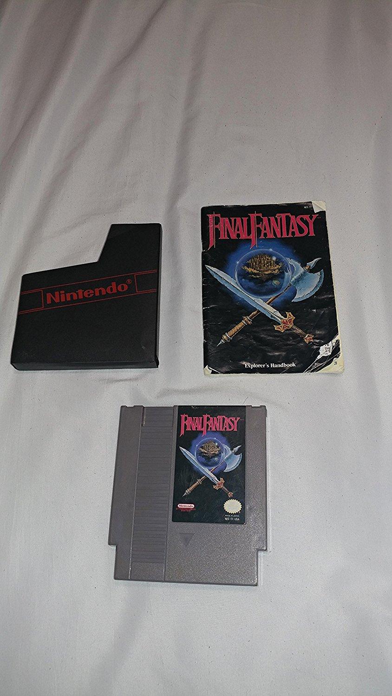 Final Fantasy 1 / I , sehr selten NES