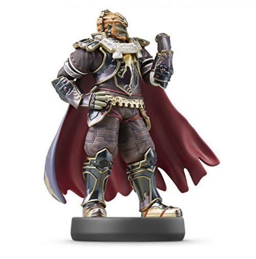 Ganondorf Zelda amiibo Figur (King of Evil Hyrule)