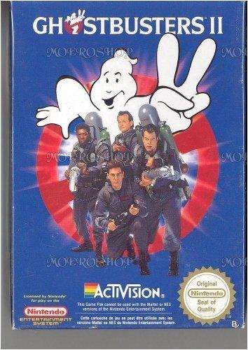 Ghostbusters 2, selten für den NES