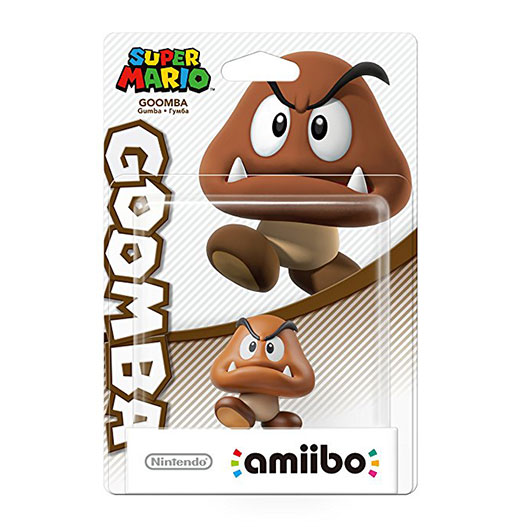 Nintendo Gumba amiibo